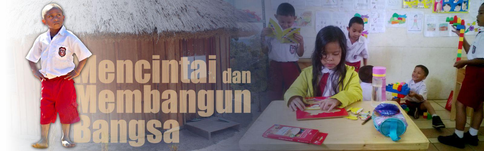 mencintai dan membangun bangsa_apel_anak pelaku pembelajaran_sekolah anak indonesia_sai