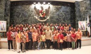 bertemu ahok+sai+sekolah anak indonesia+sekolah papua+cover