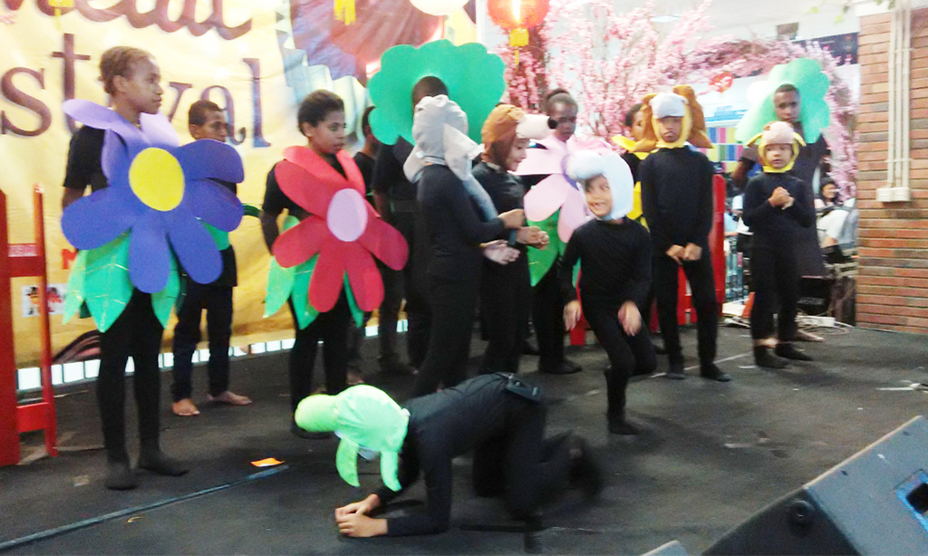 Pertunjukan Seni Drama Musikal