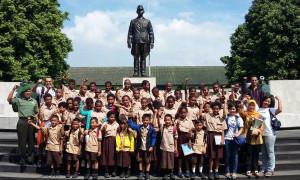 Karyawisata-museum peta-sai-sekolah anak indonesia-pendidikan daerah tertinggal-anak papua_studiwisata papua_papuahebat_anakpapua