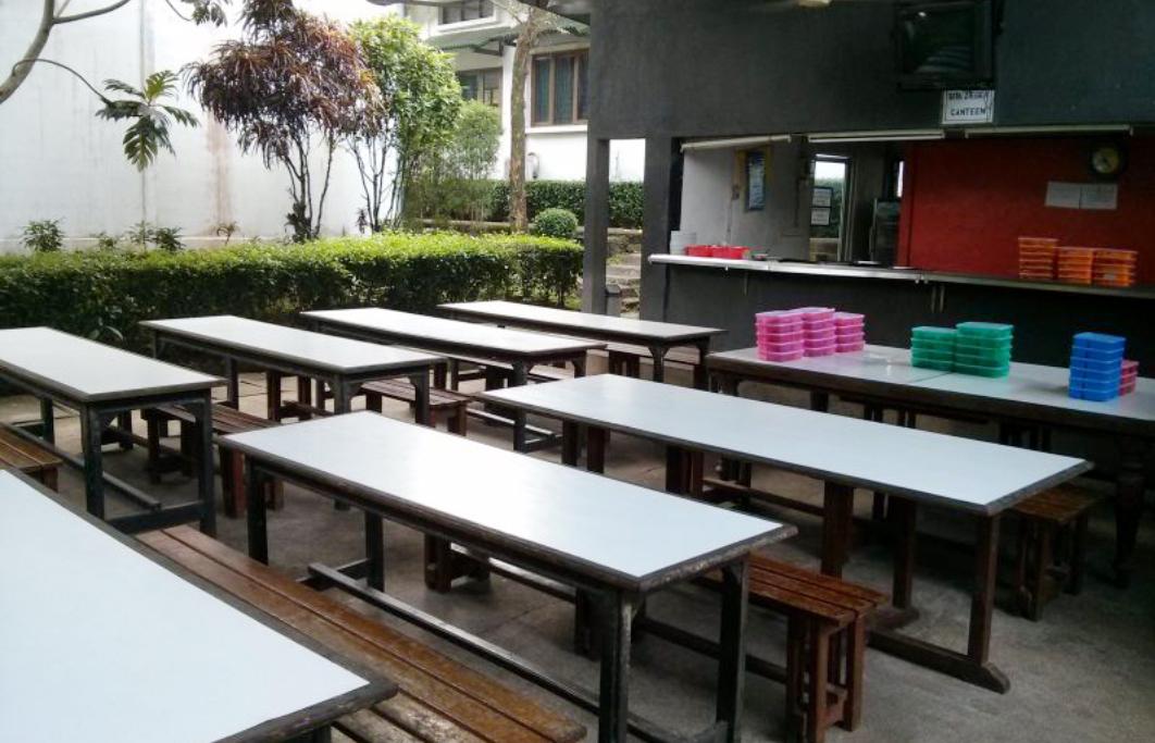 Kantin Sekolah - Sekolah Anak Indonesia